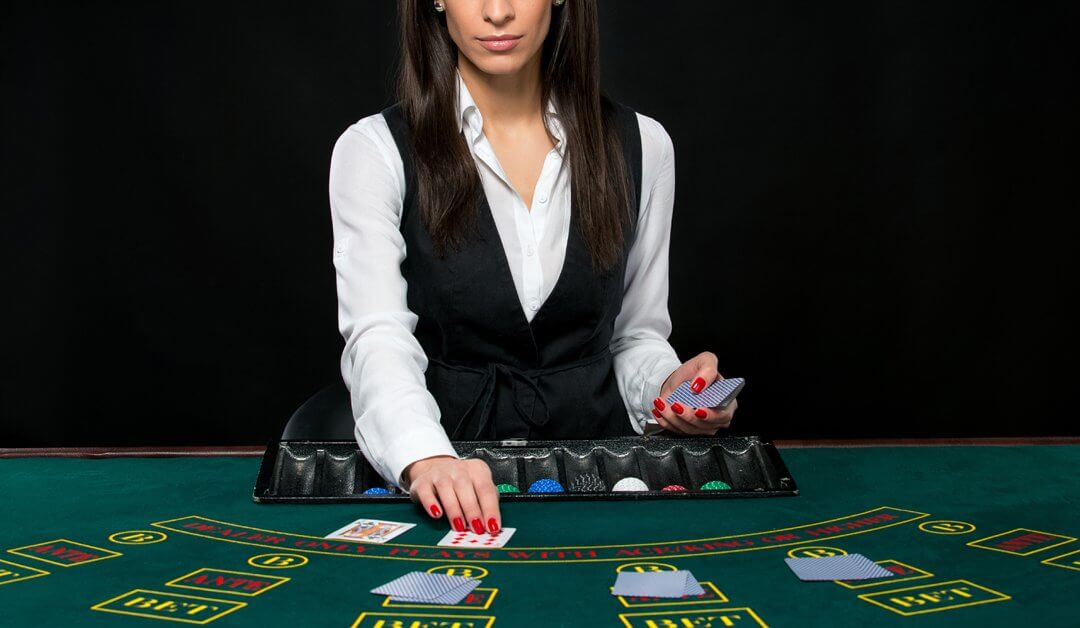 how to become a casino dealer in california