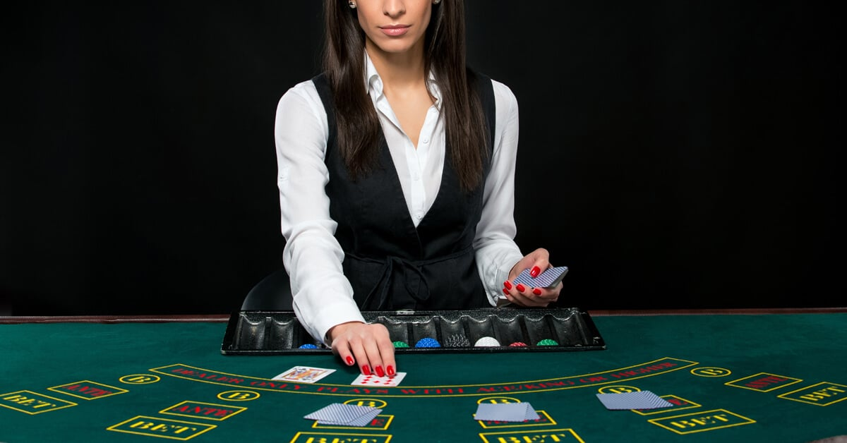 What is gambling age in casino